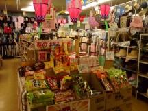お花見にお菓子祭り