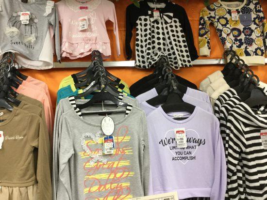長袖Tシャツ総選挙!どれが一番?