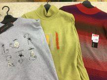 新作セーターが続々と入荷してます!