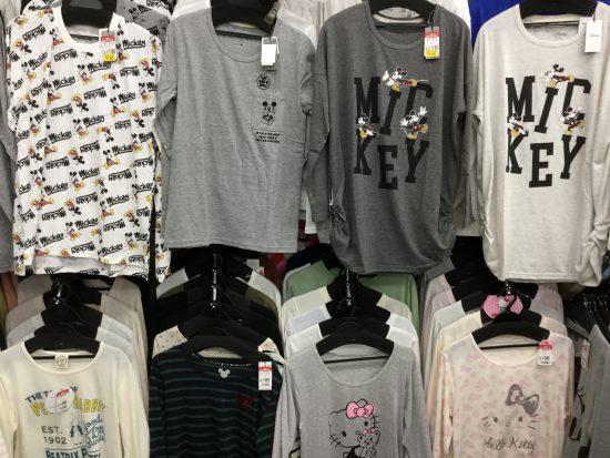 ディズニーTシャツ大会!